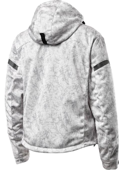 アーバニズム UNJ-090 アーバンライドメッシュジャケット 背面