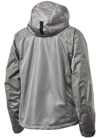 アーバニズム UNJ-094 メッシュベントジャケット 背面