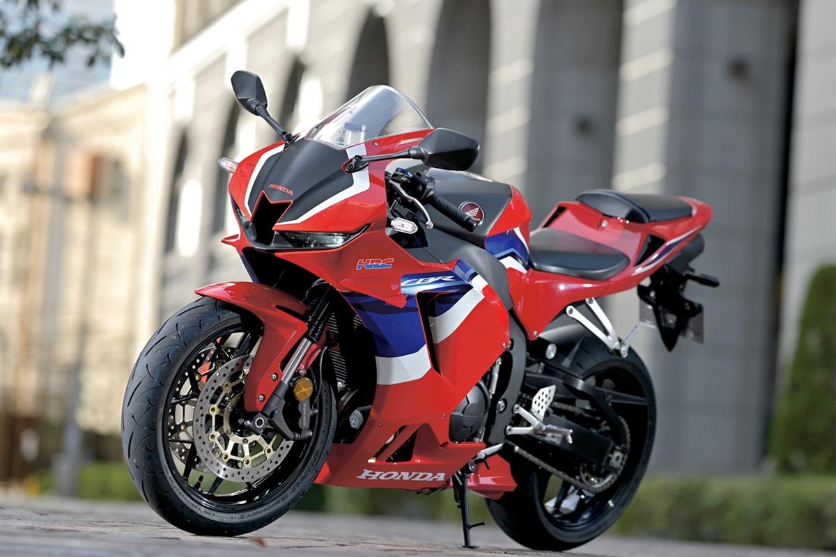 HONDA CBR600RR:バイクを操る楽しさをビギナーからでも体感できる