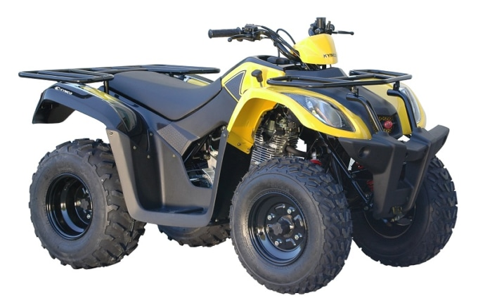 KYMCO MXU150X