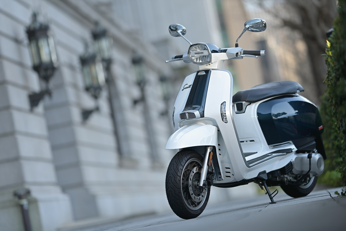 LAMBRETTA V125SPECIAL イメージ