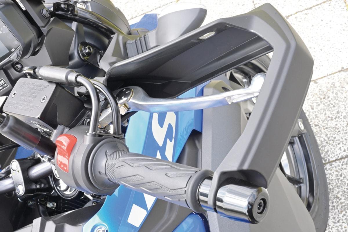 SUZUKI V-Strom250 ABS ハンドガード