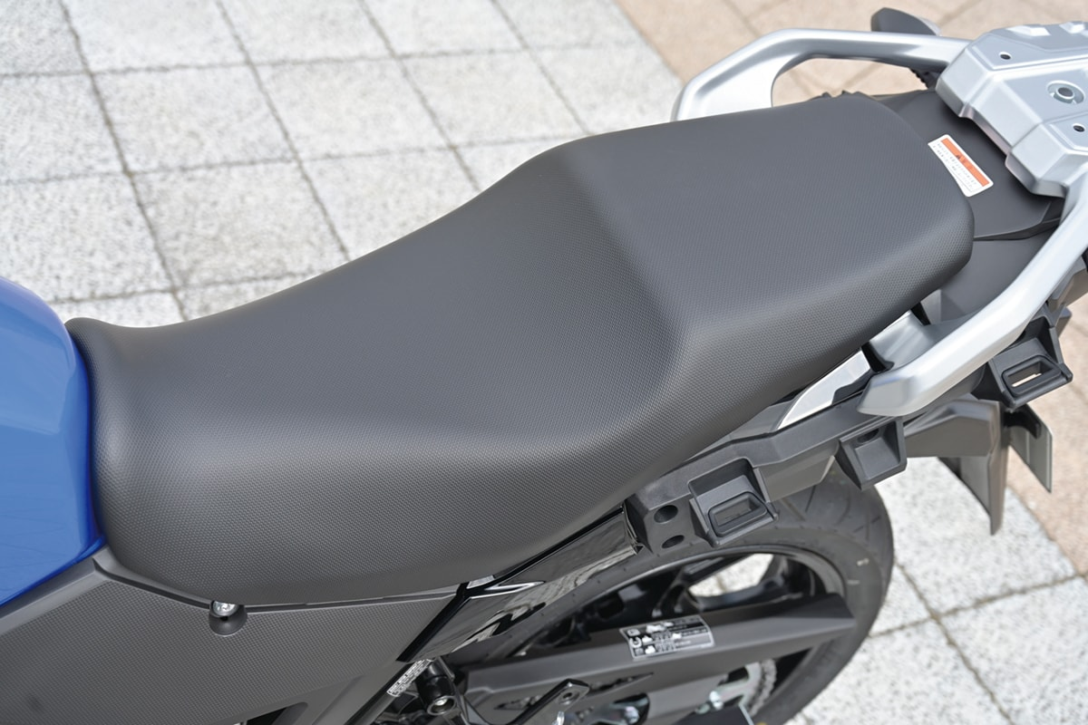 SUZUKI V-Strom250 ABS シート