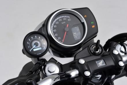 DAYTONA GB350 VELONA™タコメーターキット φ60 装着イメージ