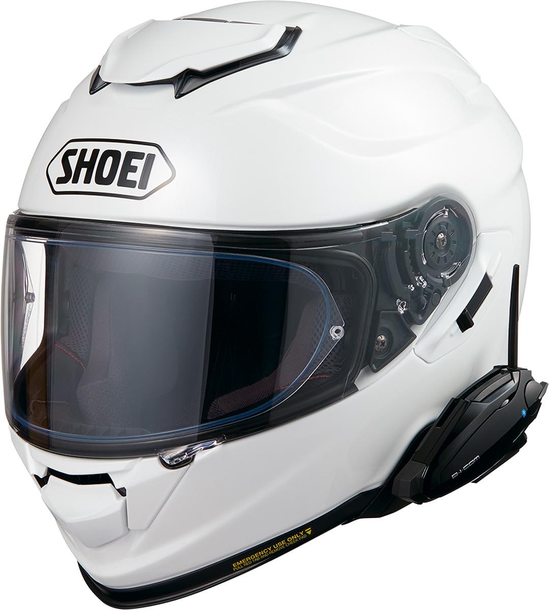サイン・ハウス B+COM SB6X SHOEI GT Air2 装着