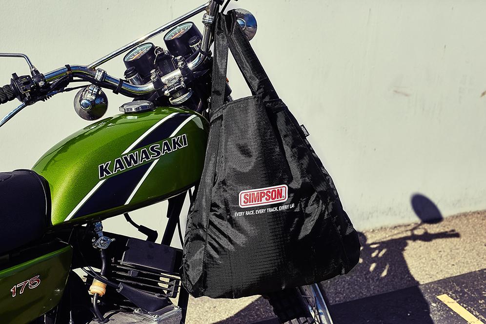 SIMPSONからトートバッグにもバックパックにもなる2WAY ECO BAGが新登場!