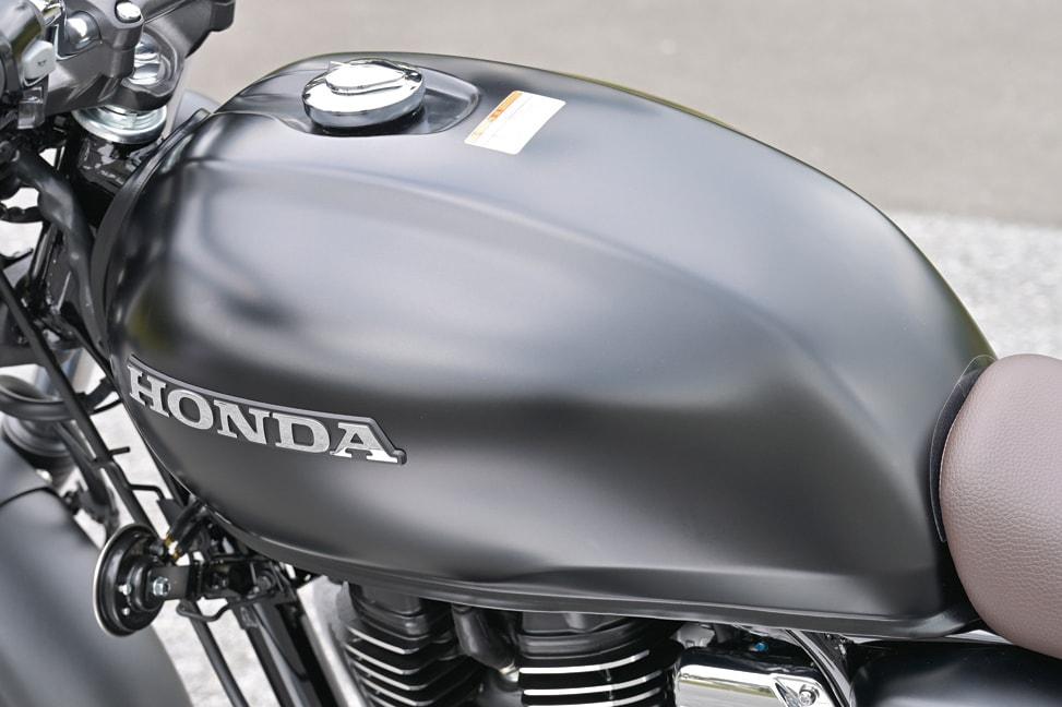 HONDA GB350 タンク