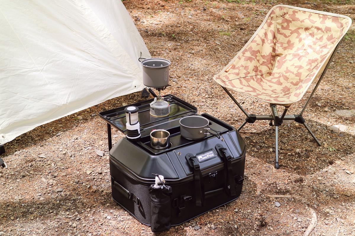 キャンプテーブルシートバッグ メイン画像