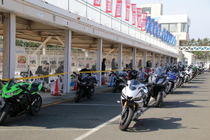 レッドバロン 那須モータースポーツランドにてステップアップ試乗会を開催
