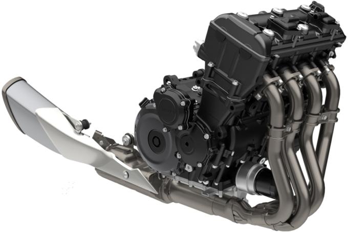 GSX-S1000GTエンジン