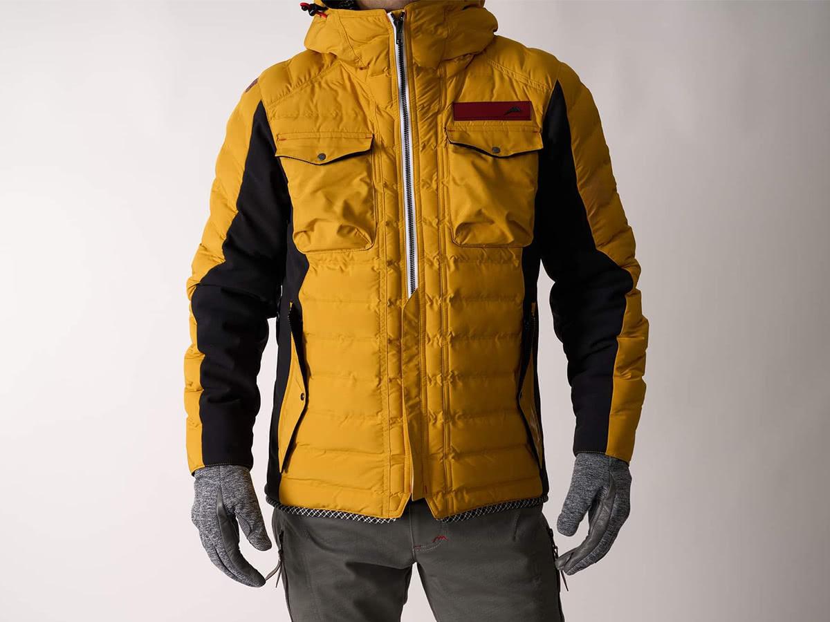 クシタニ K-2821 アニフェスジャケット 着用イメージ